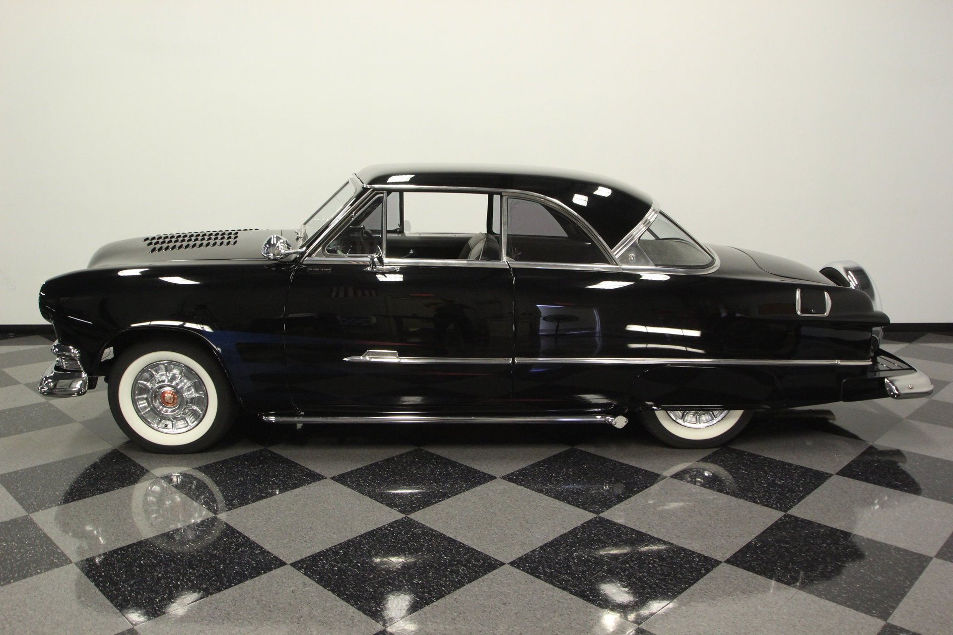1951 Ford Victoria Streetside Classics The Nations Trusted Cadillac Hot Rod View 360