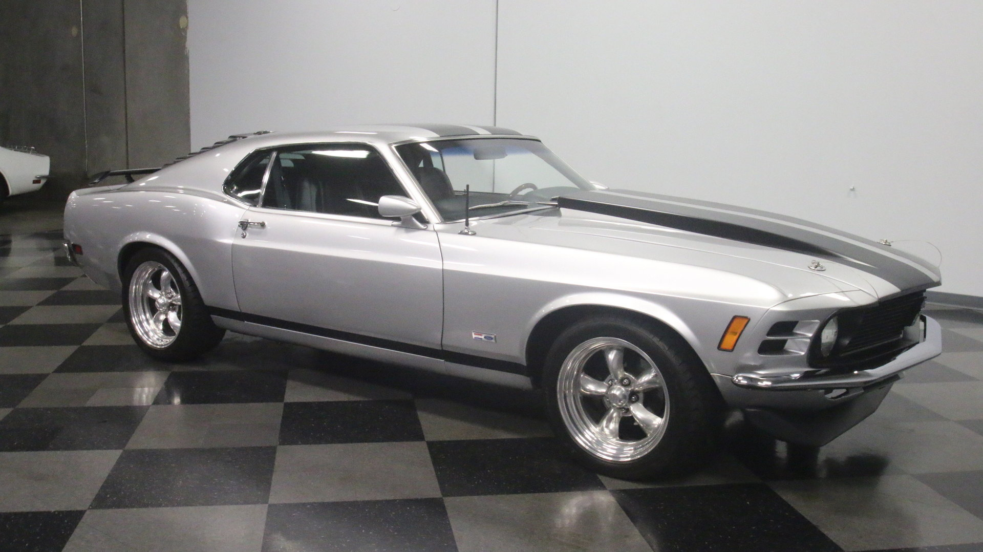 1970 Ford Mustang Streetside Classics The Nations Trusted Gt Fastback View 360