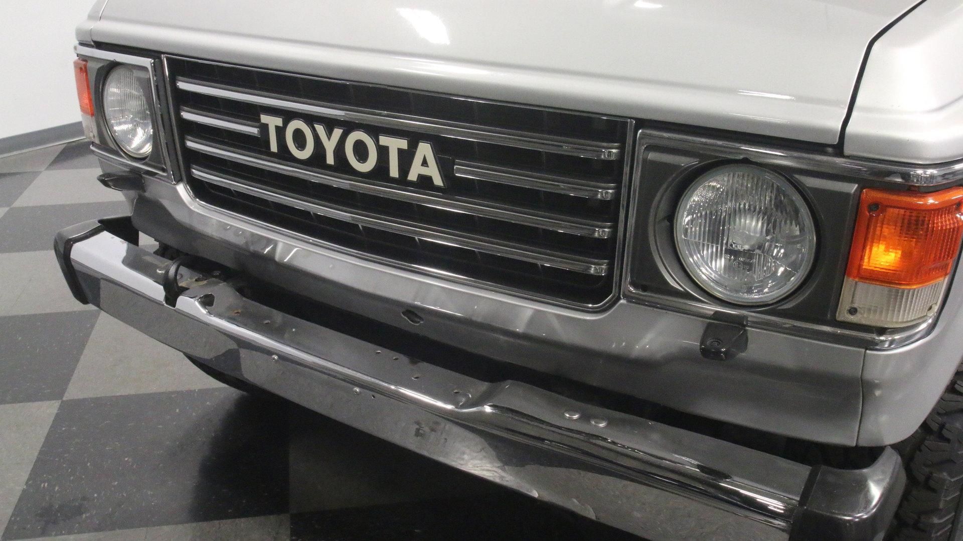 1987 Toyota Land Cruiser Streetside Classics The Nations Fj60 View 360