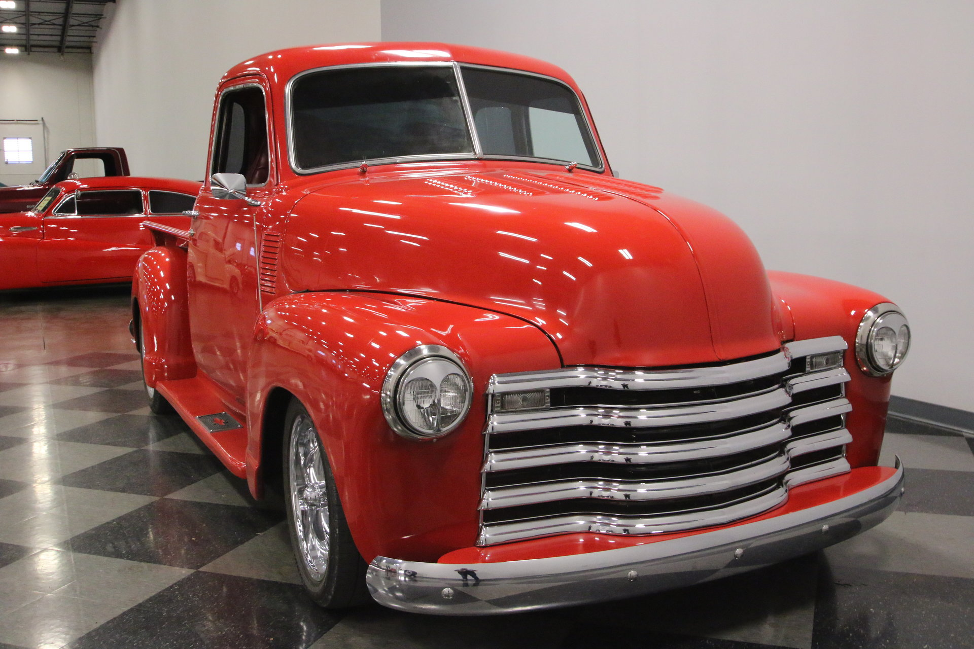 1949 Chevrolet 3100 Streetside Classics The Nations Trusted Chevy Truck Dash Show More Photos