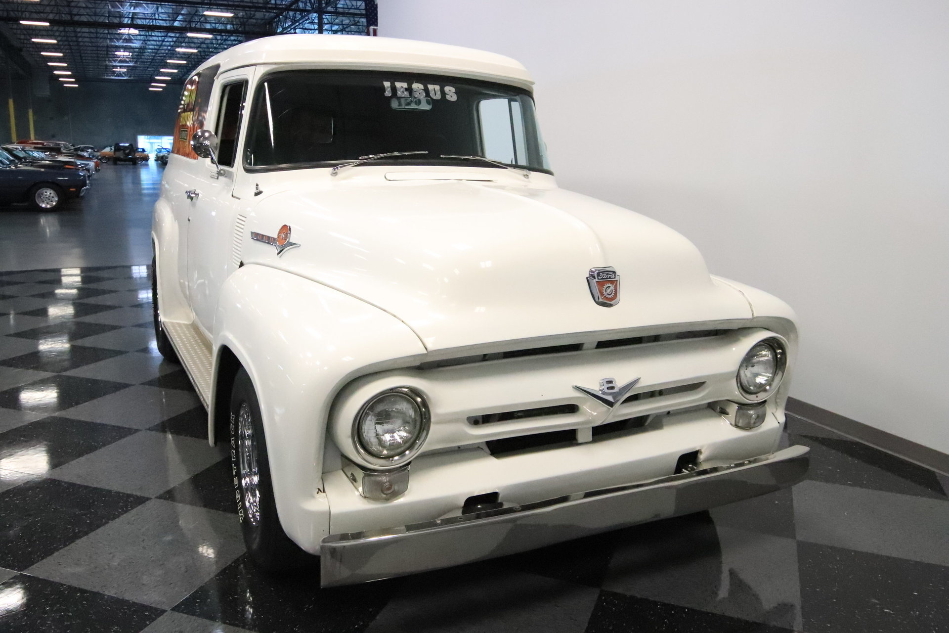 1956 Ford Panel Delivery Streetside Classics The Nations 1941 Truck Spincar View 360