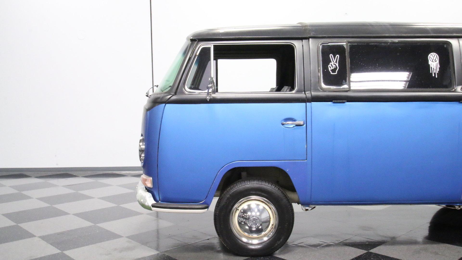 1970 Volkswagen Bus Bar Conversion for sale #109608 | MCG