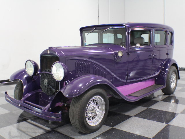 For Sale: 1931 REO Flying Cloud