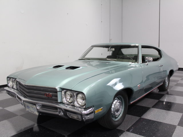For Sale: 1971 Buick Skylark