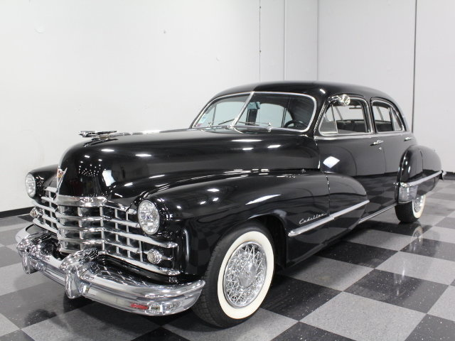 For Sale: 1947 Cadillac Series 60