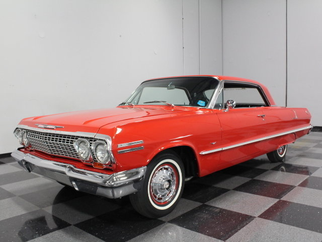 For Sale: 1963 Chevrolet Impala