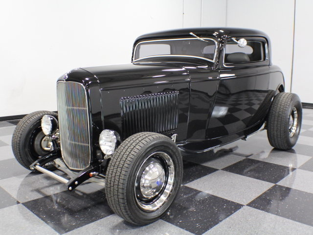 For Sale: 1932 Ford Coupe