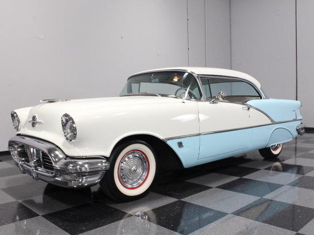 For Sale: 1956 Oldsmobile Super 88