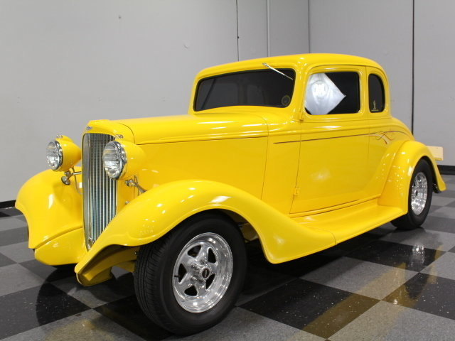 For Sale: 1933 Chevrolet 5 Window Coupe