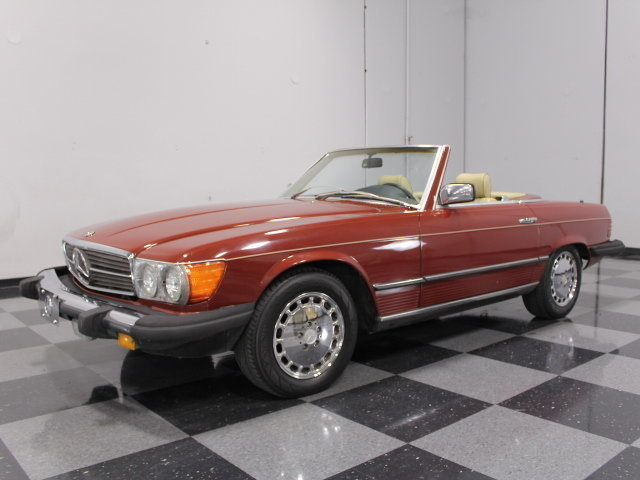 For Sale: 1982 Mercedes-Benz 380SL