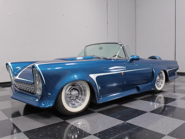 For Sale: 1956 Ford Thunderbird