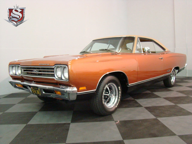 For Sale: 1969 Plymouth GTX