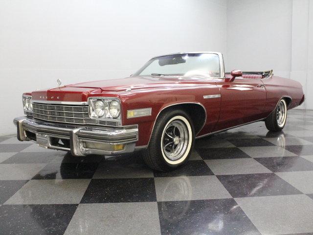 For Sale: 1975 Buick LeSabre