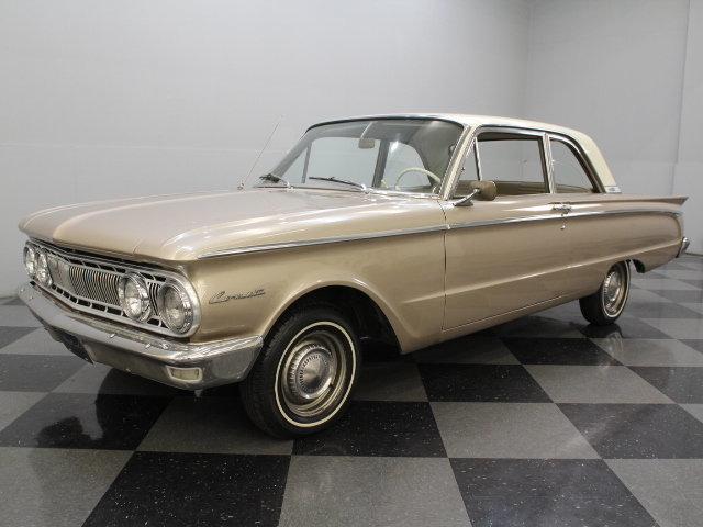 For Sale: 1962 Mercury Comet