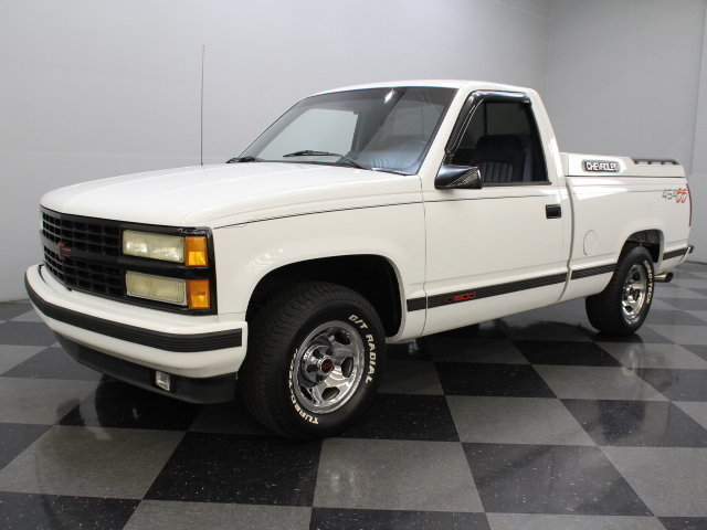 For Sale: 1992 Chevrolet C1500