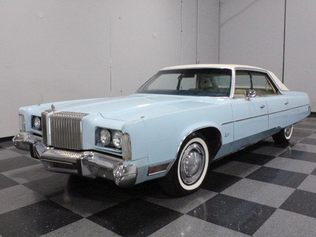 For Sale: 1975 Chrysler Imperial