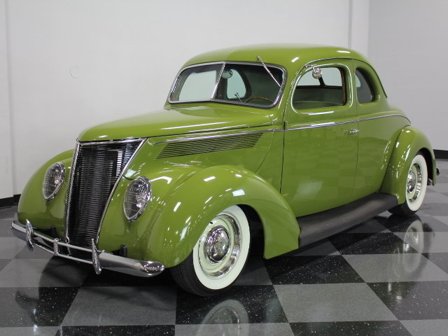 For Sale: 1937 Ford Coupe