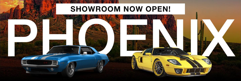 New Showroom Coming to Phoenix!