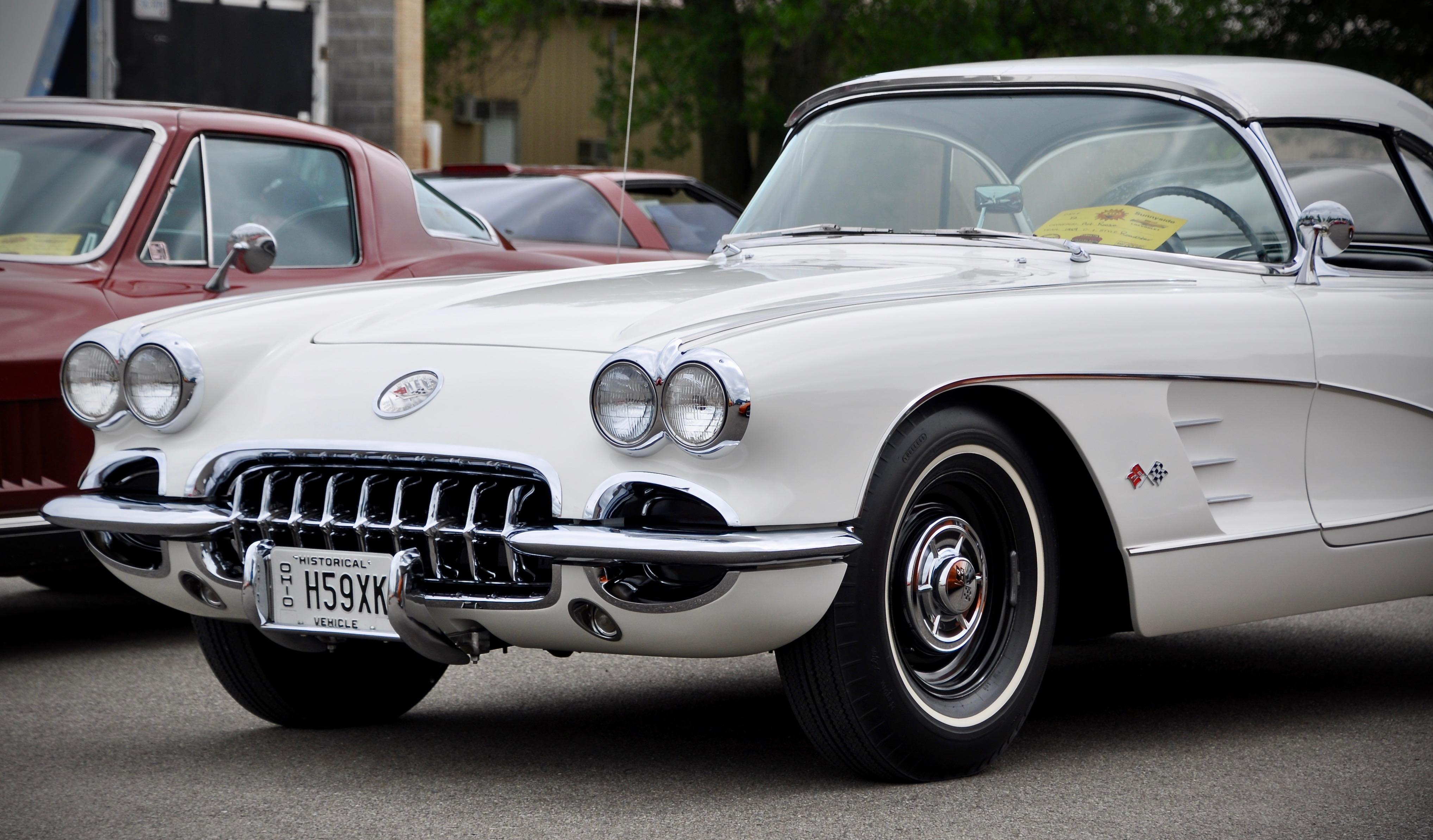 Corvette Cleveland Car Show   Sunnyside Classics   #1