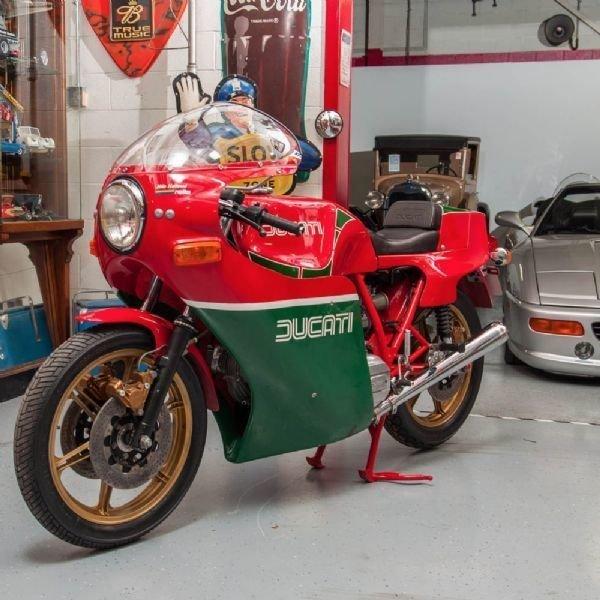 1980 Ducati Si Mhr