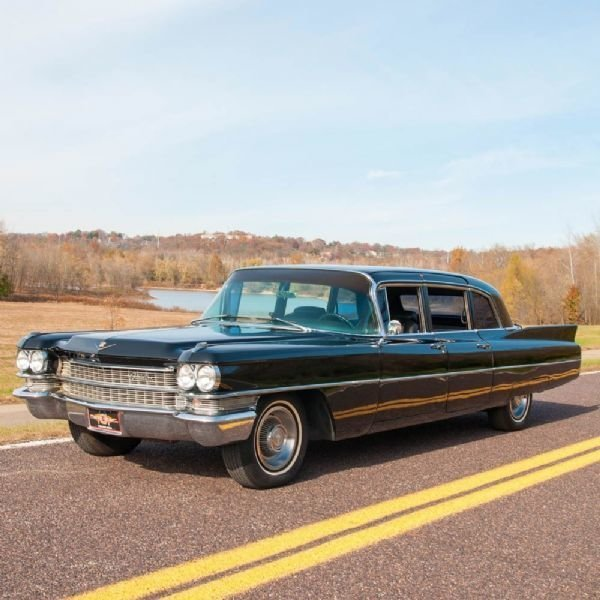 1963 Cadillac Series 75 Limousine