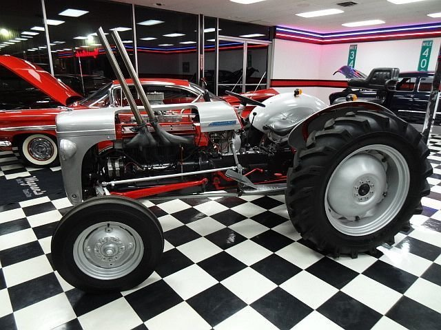 1953 Ferguson Custom Built Tractor