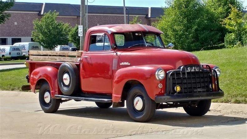 1953 GMC 3100 Pickup