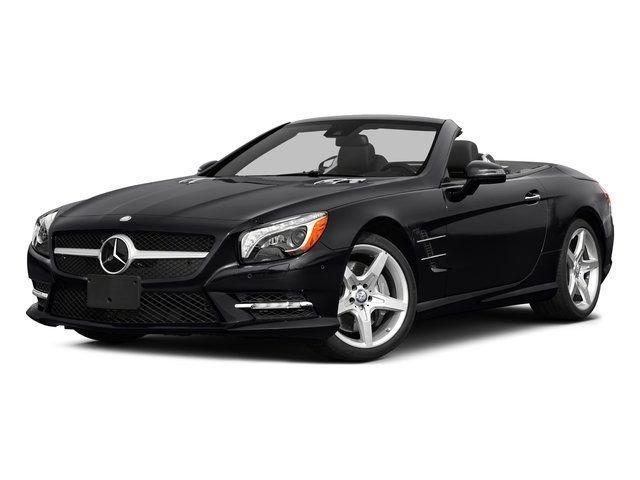 2015 Mercedes-Benz Sl550