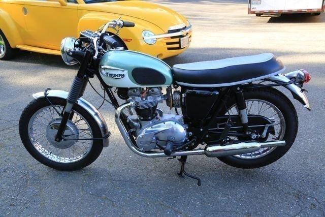 1967 Triumph Tr 6