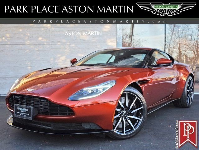 Aston Martin Db Specialty Vehicle Dealers Association - Park place aston martin
