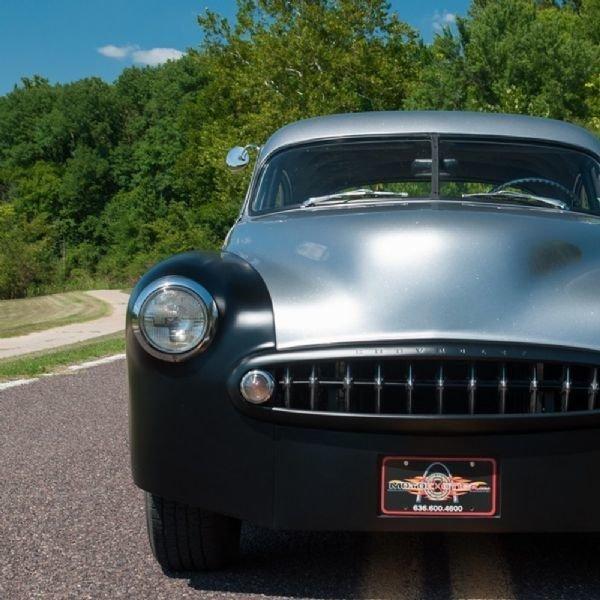 1950 Chevorlet Custom
