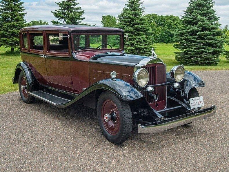 1932 Packard 110