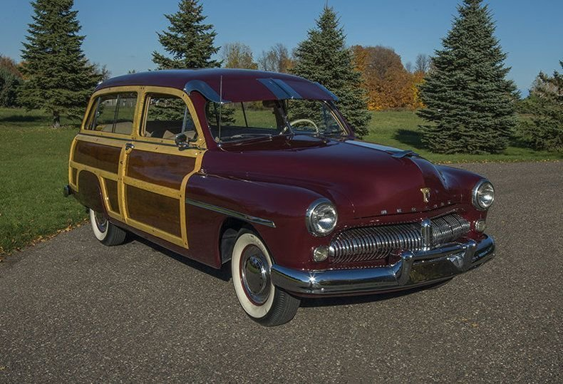 1949 Mercury Woody Station Wagon