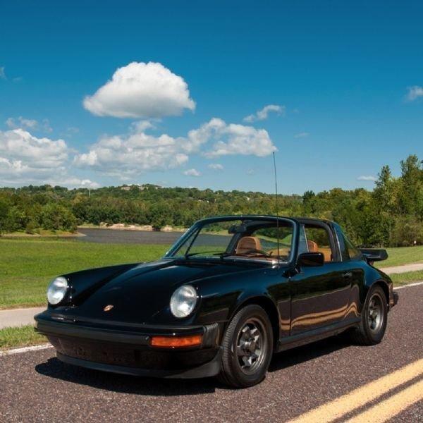 1979 Porsche 911 Sc Targa