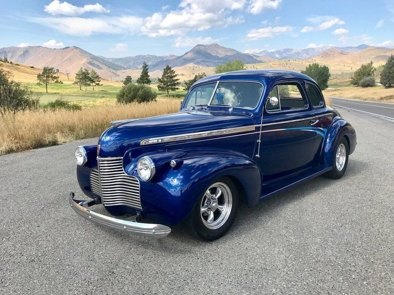 1940 Chevrolet Street Rod Coupe