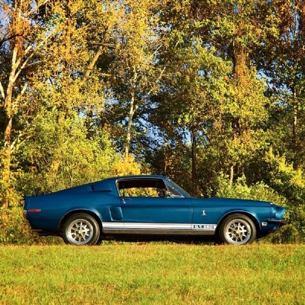 1968 Shelby Gt 350 Fastback