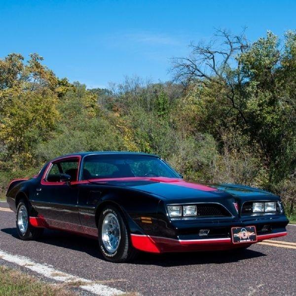 1978 Pontiac Macho Trans Am
