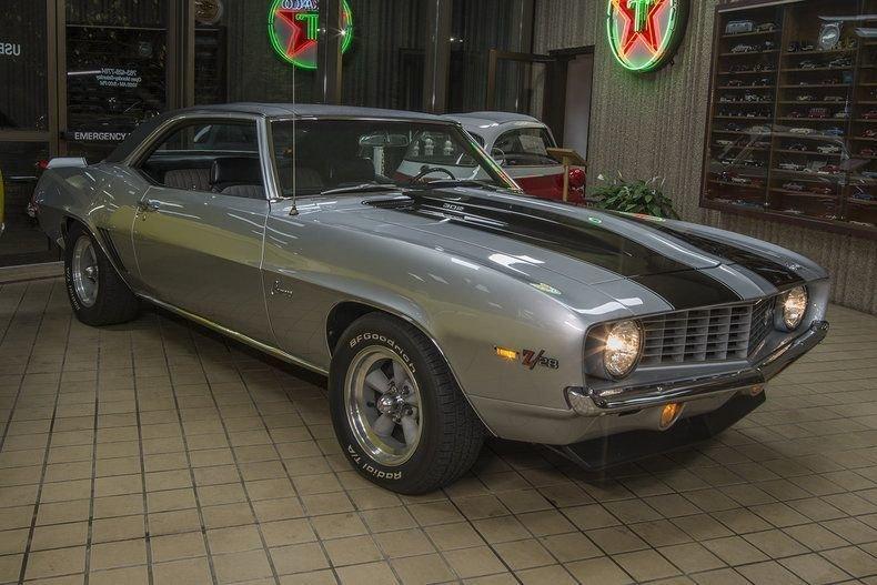 1969 Chevrolet Z 28 Camaro