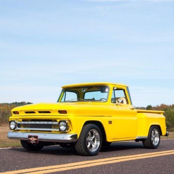 1966 Chevrolet C 10 Custom