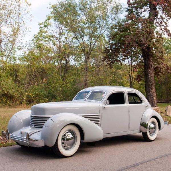 1937 Cord 810 Westcheater