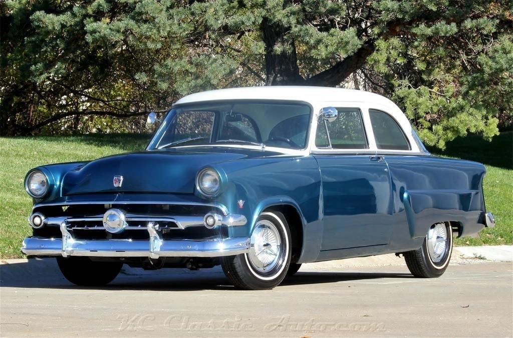 5994272018c73 hd 1954 ford mainline 302 v8 5spd ac
