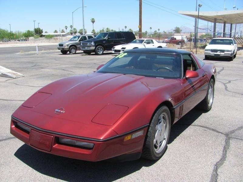 608342d92f436 hd 1988 chevrolet corvette coupe