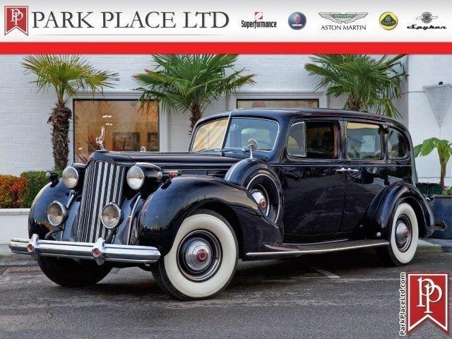 1939 Packard Twelve 1708