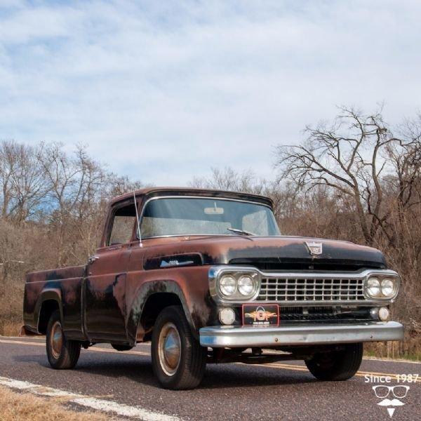 1958 Ford F100 Pickup
