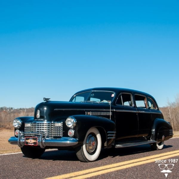 6316728003aae hd 1941 cadillac series 75 limousine