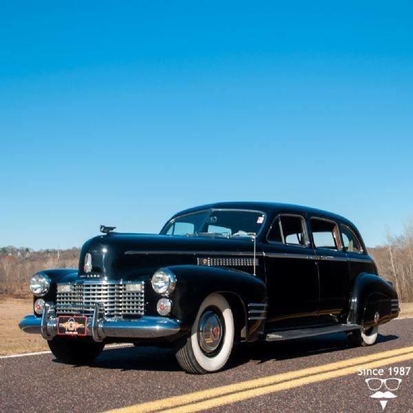 1941 Cadillac Series 75 Limousine