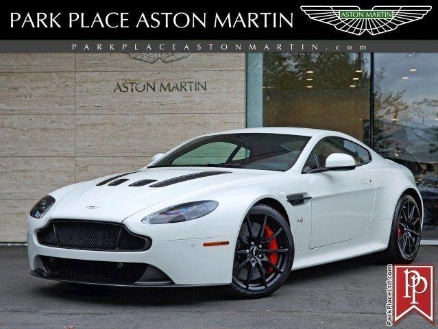 Aston Martin V Vantage S Specialty Vehicle Dealers Association - Park place aston martin