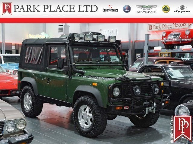 6452663192525 hd 1994 land rover defender 90