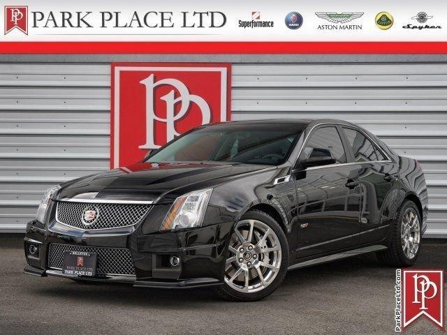 2012 Cadillac Cts V Sedan