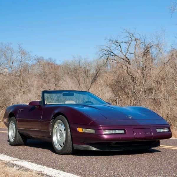 65512425400f3 hd 1996 chevrolet corvette